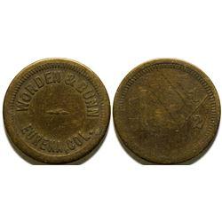 Worden & Bunn Token  (101896)