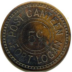 Post Canteen Token  (101897)