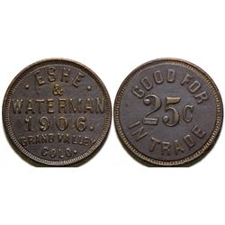 Eshe & Waterman Token  (101902)