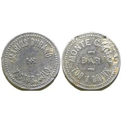 Monte Carlo Bar Token  (101925)