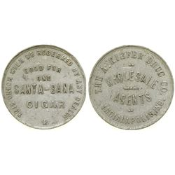 A. Kiefer Drug Co. Token  (101969)