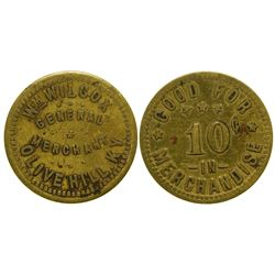 Unlisted Kentucky Token  (101960)