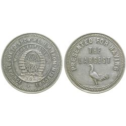 World's Fair Brothel Token  (101995)