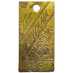 Montana Key Tag  (100503)
