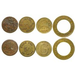 Four Tokens  (100385)