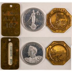 Three Montana Medals  (100547)