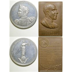 Two Montana Medals  (100532)