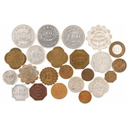 Nebraska Token Collection  (101211)