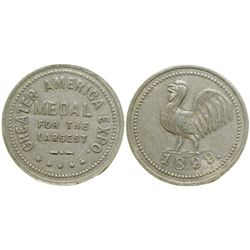 Greater America Expo  Brothel Token  (101998)