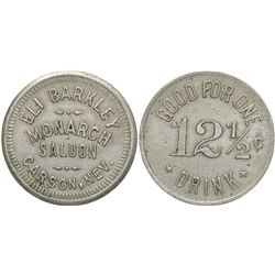 Monarch Saloon Token  (90387)