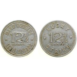 Maud Rodgers, Lucky Strike Brothel Token  (101824)