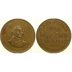 The Den Brothel Token  (101839)