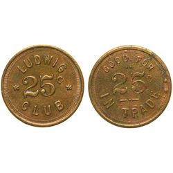 Ludwig Club Token  (101202)