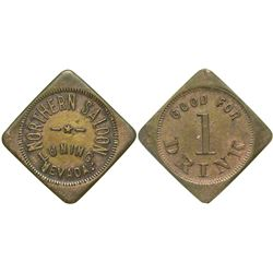 Northern Saloon Token  (90385)