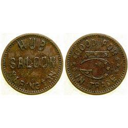 Hub Saloon Token  (101187)