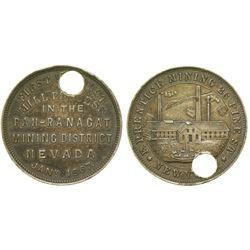 F. Prentice Mining Token  (101965)