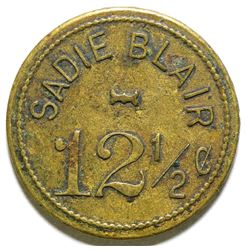 Sadie Blair Brothel Token  (101847)