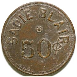 Sadie Blair Brothel Token  (101848)