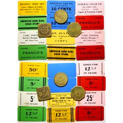 St. Helens Inn/Seattle Tokens  (89077)