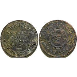 Dells Brothel Token  (101858)