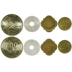 Four Different Tokens  (100544)