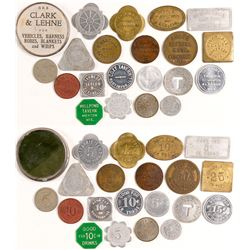 Midwest Token Collection  (100543)