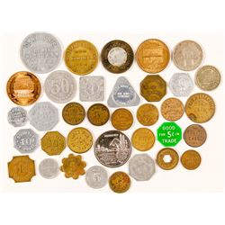 Midwestern Token Collection  (101213)
