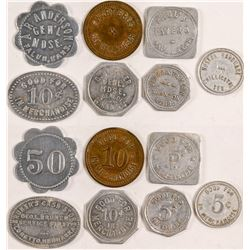 Small Town Token Lot  (100363)