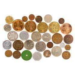 U.S. Token Collection  (101210)