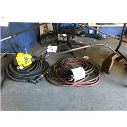 WEEDEATER MAX GAS WEED EATER WITH HOSE & AIR LINE