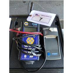 NAPA MIDTRONICS ESP-1000 ELECTRICAL SYSTEM ANALYZER WITH PRINTER