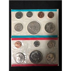 1973 UNCIRCULATED COIN SET (U.S MINT)