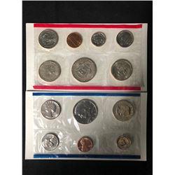 1981 UNCIRCULATED COIN SET (U.S MINT)