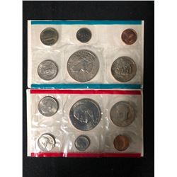 1977 UNCIRCULATED COIN SET (U.S MINT)