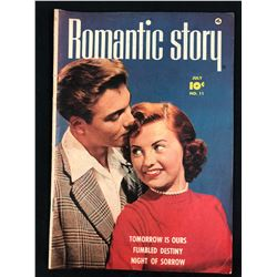 ROMANTIC STORY #11 COMIC BOOK