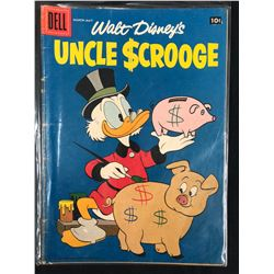 1958 UNCLE SCROOGE (DELL COMICS)