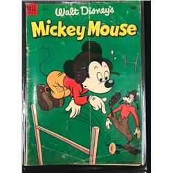 WALT DISNEY'S MICKEY MOUSE #30 (DELL COMICS)