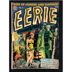 EERIE #2 (AVON PUBLICATION)