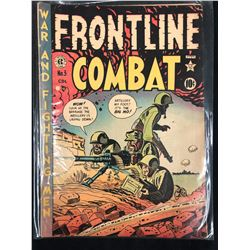 FRONTLINE COMBAT #3 (ENTERTAINING COMICS)