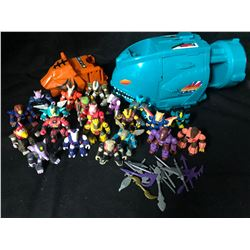 1980'S BATTLE BEASTS ACTION FIGURE TOY LOT