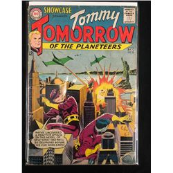 TOMMY TOMORROW OF THE PLANETEERS (DC COMICS)