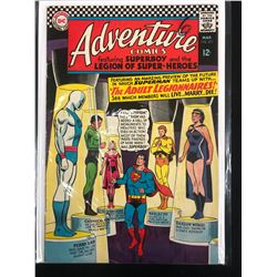 ADVENTURE COMICS #354 (DC COMICS)