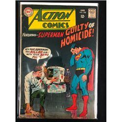 ACTION COMICS #358 (DC COMICS)