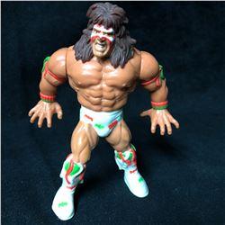 Ultimate Warrior WWF 1991 Wrestling Figure
