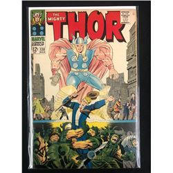 THE MIGHTY THOR #138 (MARVEL COMICS)