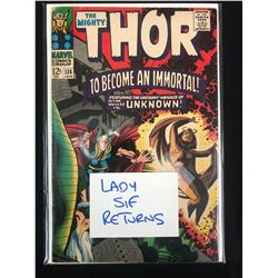 THE MIGHTY THOR #136 (MARVEL COMICS)