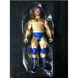 WWE Mattel Hacksaw Jim Duggan Summer Slam Flashback 1989 Wrestling Figure