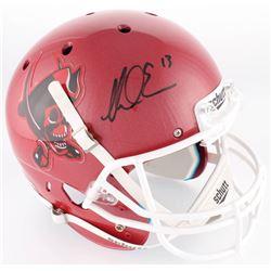 Mike Evans Signed Buccaneers Full-Size Helmet (PSA COA)