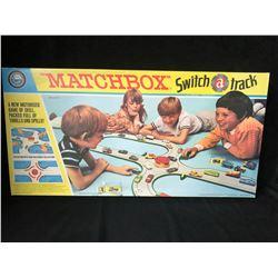 Matchbox Motorised Motorway M3 Switch-A-Track