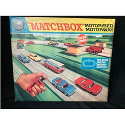 Lesney Matchbox Motorised Motorway M1 (1969)